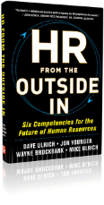 Book: HR from the Outside-In