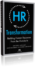 Book: HR Transformation