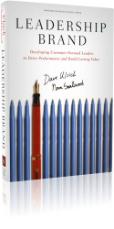 Book: Leadership Brand